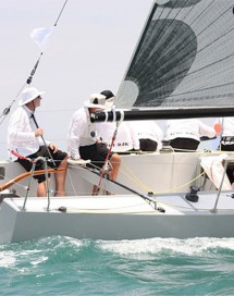 Ichi Ban - Modified Adams 10 - Top of the Gulf Regatta