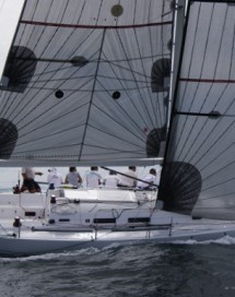 J122 Jackpot - Carbon GPL Sails