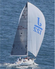 Jackpot - Mainsail and Assymmetrical Spinnaker