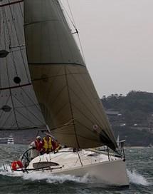 Crosshaven - Sydney 36CR