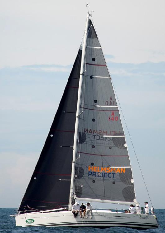 Ariel - all ISS sails