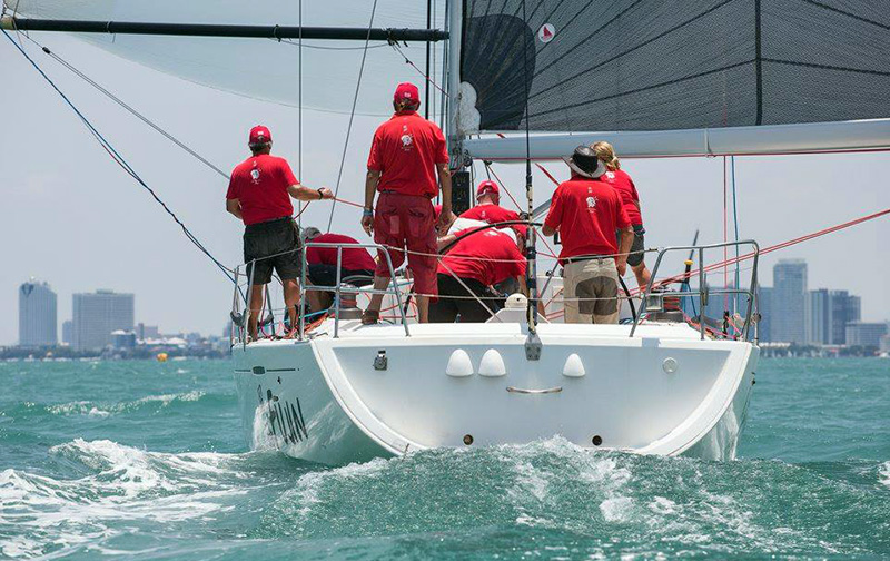 Fujin Top of Gulf regatta 2016