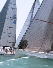 Fujin and Jessandra Top of Gulf Regatta 2016 2